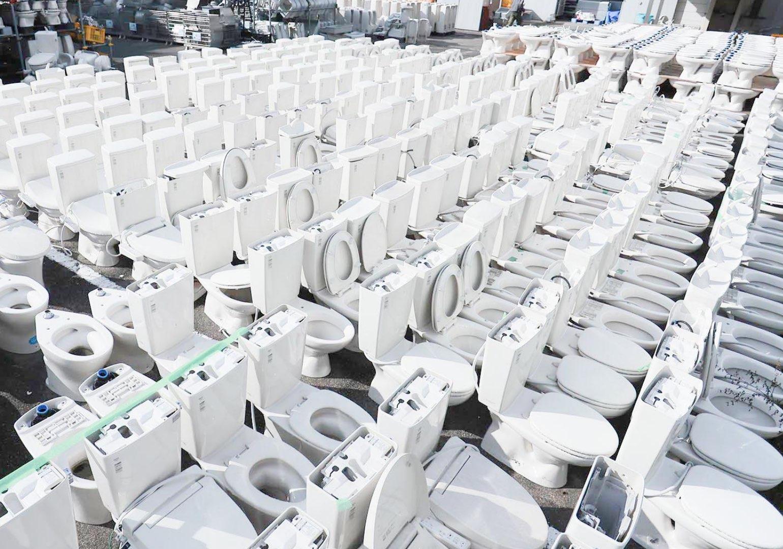 給排水設備 大便器