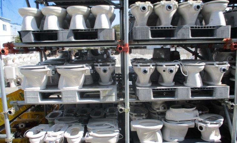 衛生陶器とシンク 写真03
