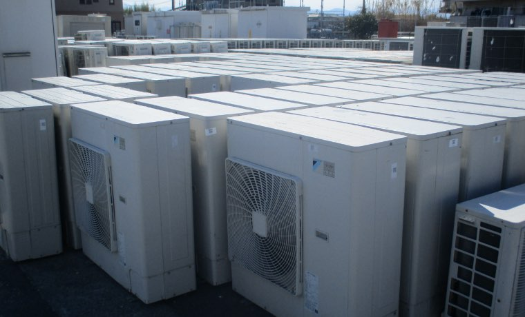 第二種冷媒フロン類取り扱い技術者 写真01